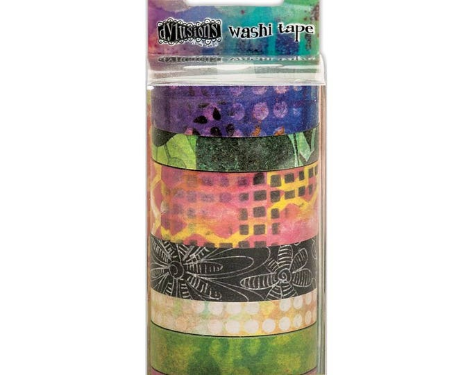 New! Ranger Dylusions Washi Tape by Dyan Reaveley - Set #3