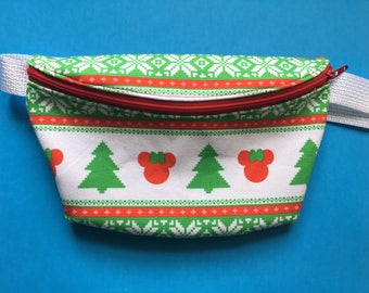 Classic Sweater Fanny Pack