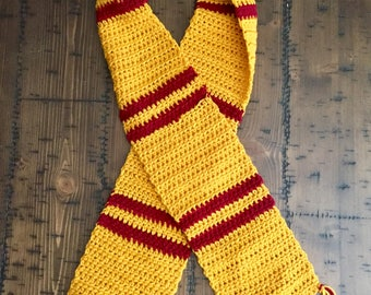 More Colors Harry Potter Inspired Scarf Wizard
