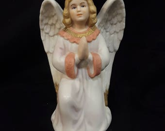 Home Interior Praying Angel Figurine -  # 5606