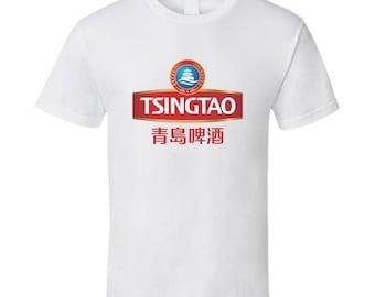 Tsingtao Chinese Beer Company Imported T Shirt