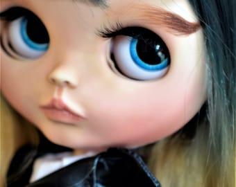 Blythe Doll Custom, Blythe Ooak, Blythe