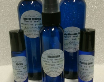DRY HAIR Be GONE- 50+ scents- natural