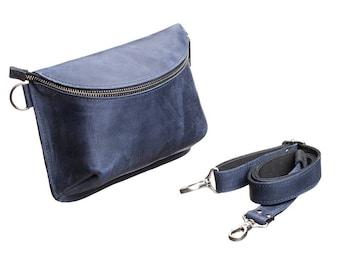 Belt bag, hip bag, crossbody bag, fanny pack, leather waist bag, women leather bag, men leather bag, crossbody bag purse, small leather bag