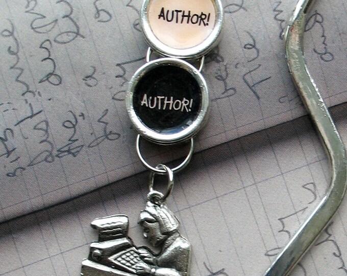 Author Author Writers Bookmark