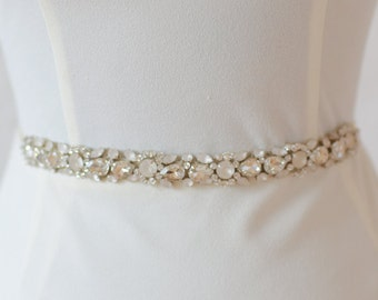 "Jaxie ""Gwen"" Bridal Belt"