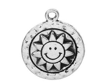 Sun Charm - Set of 10 - #Q103