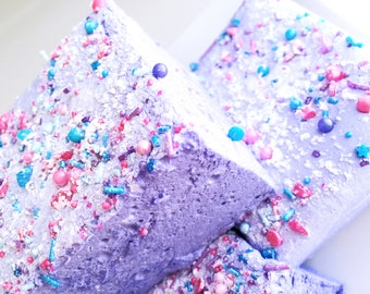 Mermaid Gourmet Marshmallows - Marshmallows - Mermaid - Coconut - Gourmet Edible Sweets