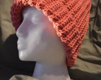 Custom Made Ribbed Pom-Pom Hat