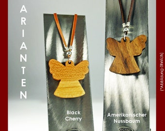 Necklace Angels of Noble Woods