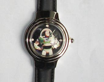 Disney Limited Edition Toy Story Watch! Retired! HTF! New! Retired and Out of Production!