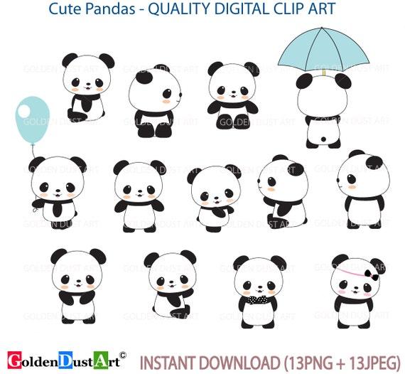Cute Panda Clip Art ArtPanda Clipart