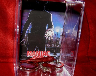 "80's Horror classic ""Maniac Cop"" inspired by display..you get all you see....ready to ship out..."