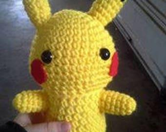 Pikachu Plushie