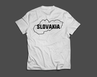 SLOVAKIA T-shirt