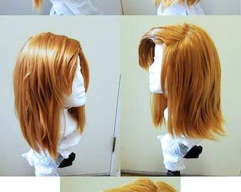Cosplay Wig:  Link (Legend of Zelda)