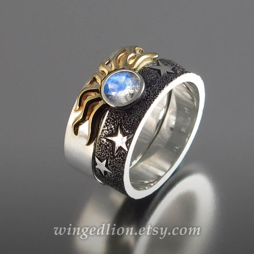 jewelry design custom mermaid diamond ring arden jewelers rings engagement gold white gallery
