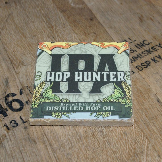 UPcycled Coaster - Sierra Nevada - Hop Hunter