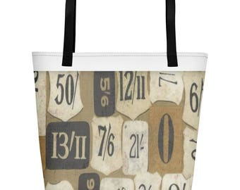 Mercantile Beach Bag