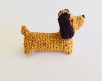 Miniature Dachshund Sausage dog