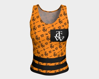 Luxury - TCWear by TCrazy - Fitted Tank Top