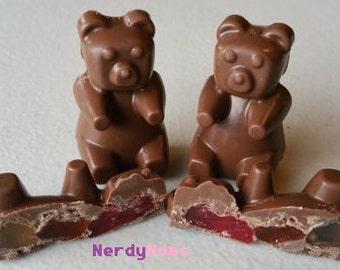 Muddy Bears, Chocolate Covered Gummy Bears