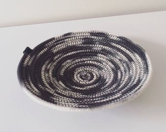 Coiled Cotton Dish