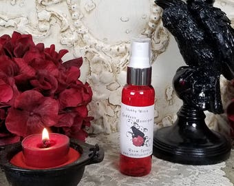 Morrigan Room Spray, Morrigan, Dark Goddess Room Spray, The Phantom Queen, Mare-Queen