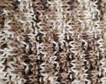 Hand Knitted WASH CLOTHS