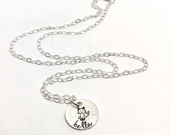 Fox Necklace - Fox Personalized Jewelry - Fox Gift Items - Personalized - Gifts for FOX lovers - Gifts for Her - Teen Christmas Ideas