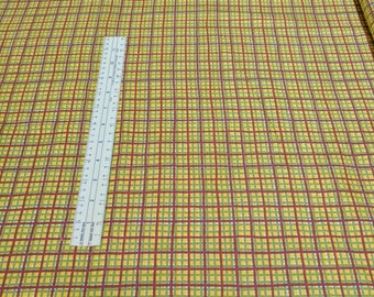 Camp Kids Scavenger Hunt Riverwoods Cotton Flannel Fabric