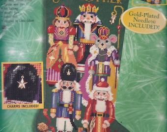 Nutcracker kit etsy bucilla nutcracker suite soldier santa christmas needlepoint stocking kit 60777 e solutioingenieria Image collections