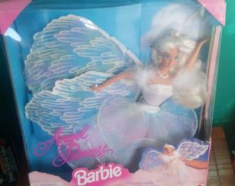 Mattel Vintage Angel Princess Barbie Doll Vintage Barbie Doll