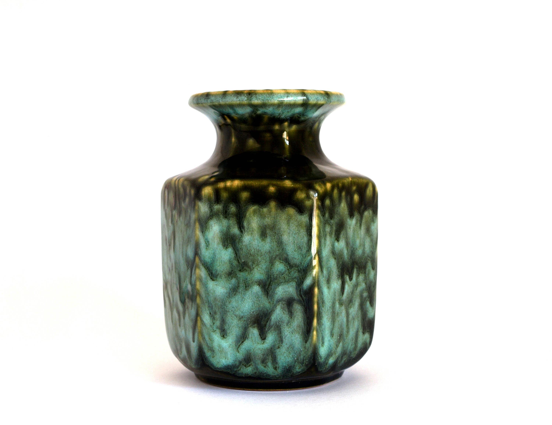 Scheurich keramik west german hexagonal vase 297 16 funky zoom reviewsmspy