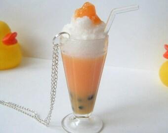 Pendant milkshake mango ♥ ♥
