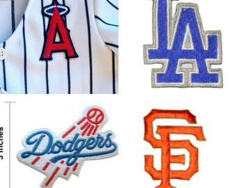 Baseball embroidered patch Logo Iron patch, Baseball Uniform Patch