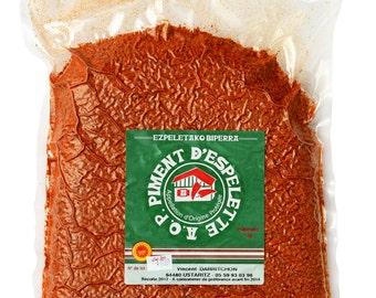 Espelet pepper