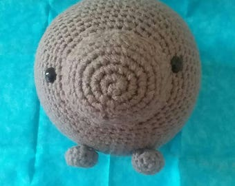 Stuffed Animal Manatee