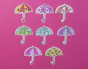 Umbrella Needle Minders (#75)
