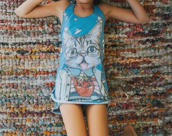 Lil Bub Tank Top - Cats In Clothes