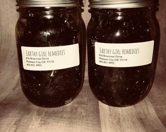 Elderberry gummy bears