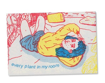 Every Plant in My Room.