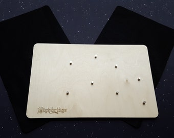 Lid Upgrade kit for Highbridge tray with 3 rulers