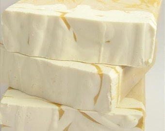 Vegan Ambrosia Body Soap With Pineapple & Coconut Homemade Natural