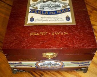 Custom Cigar Stash Box