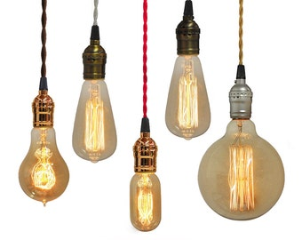 Custom Pendant Light - Design Your Own, Nostalgic Lighting