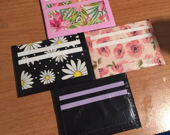 Duck Tape Cardholder Wallet