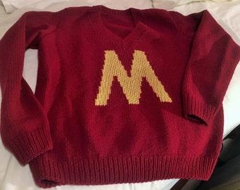 Custom Weasley Sweaters