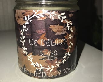 Stars Hollow Soy Candle