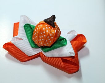 Fall Hair bow